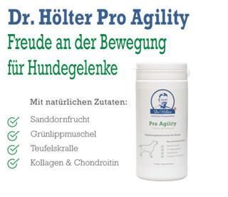 Dr Hölter Pro Agility Promo